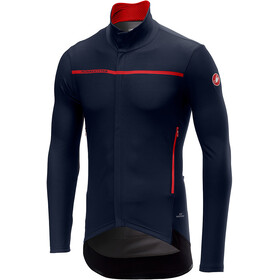 Castelli Perfetto Maillot à manches longues Homme, dark infinity blue